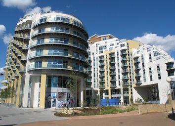 Thumbnail 1 bed flat for sale in Orbis Wharf, London, London