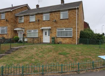 Thumbnail 2 bed end terrace house to rent in Chartist Way, Blackwood