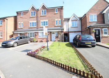 Thumbnail 5 bed semi-detached house for sale in Briarswood, Biddulph, Staffordshire