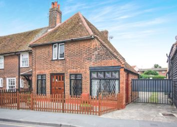 Thumbnail 3 bed link-detached house for sale in High Street, Colchester