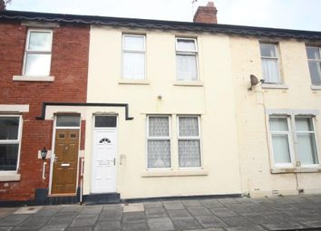 Thumbnail 2 bedroom terraced house for sale in Bagot Street, South Shore, Blackpool, Lancashire