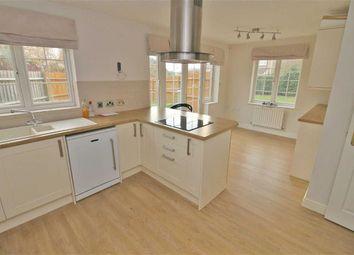 Thumbnail 4 bedroom detached house to rent in Carisbrooke Way, Kingsmead, Milton Keynes