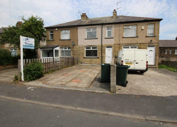 Thumbnail 3 bed terraced house to rent in Draughton Grove, Bradford