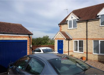 Thumbnail 2 bed semi-detached house for sale in Howells Place, Mastin Moor, Chesterfield