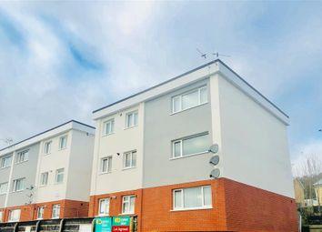 Thumbnail 2 bed flat to rent in Kemys Fawr Close, Sebastopol, Pontypool