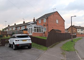 Thumbnail 2 bed semi-detached house to rent in Hawthorne Road, Pinxton