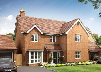 Thumbnail 4 bed detached house for sale in Juniper Park, Off Bramley Road, Aylesbury