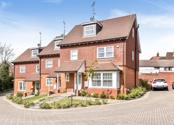Thumbnail 4 bed end terrace house to rent in Oak Tree Close, Sevenoaks