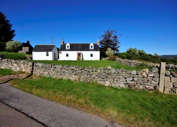 Thumbnail 2 bed cottage for sale in Ploughmans Cottage, Ardgay Hill, Ardgay, Sutherland