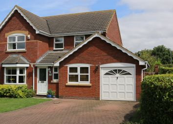 Thumbnail 4 bedroom detached house for sale in Betjeman Road, Royston
