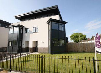 Thumbnail 4 bedroom semi-detached house for sale in Hewlett Road, Cheltenham