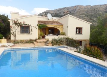 Thumbnail 5 bed villa for sale in 03749 Jesus Pobre, Alicante, Spain