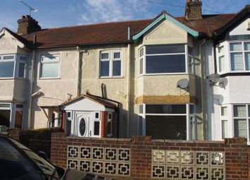 Thumbnail 3 bed terraced house to rent in Woodlands Road, Gillingham