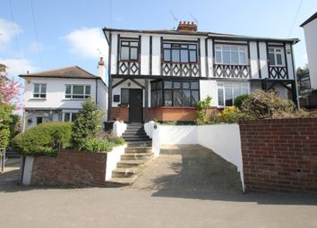 Thumbnail 3 bed semi-detached house for sale in London Hill, Rayleigh