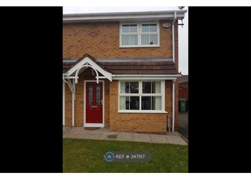 Thumbnail 3 bed semi-detached house to rent in Waltersgreen Crescent, Golborne, Warrington