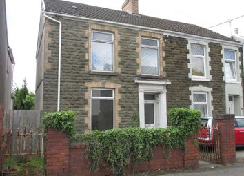 Thumbnail 2 bed semi-detached house for sale in Culfor Road, Loughor, Swansea