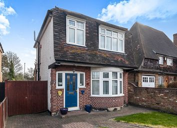 Thumbnail 3 bed detached house for sale in Upper Halliford Road, Shepperton