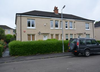 Thumbnail 2 bed flat for sale in Bennan Square, Govanhill