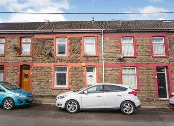 Thumbnail 3 bed terraced house for sale in Mill Street, Tonyrefail, Porth