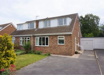 Thumbnail 3 bed semi-detached house for sale in Church View, Crigglestone, Wakefield