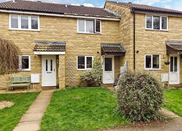 Thumbnail 2 bed terraced house to rent in Thorney Leys, Witney, Oxfordshire