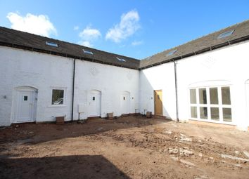 Thumbnail 3 bed property for sale in Cheshire Point Station Road, Madeley, Crewe