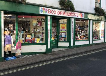 Thumbnail Retail premises for sale in High Street, Shaftesbury