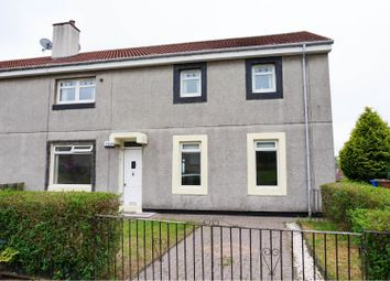 Thumbnail 3 bed flat for sale in Nairnside Road, Glasgow