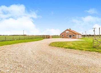 Thumbnail 5 bed bungalow for sale in Gatehouse Farm Bungalow Stallingborough Road, Stallingborough, Grimsby