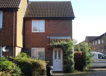 Thumbnail 1 bed semi-detached house to rent in Lindsay Drive, Abingdon