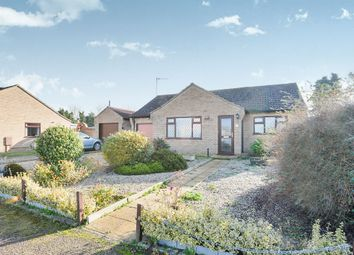 Thumbnail 2 bed detached bungalow for sale in Guiltcross Way, Downham Market