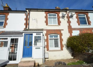 Thumbnail 2 bed terraced house for sale in Little Common Road, Bexhill-On-Sea