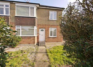 Thumbnail 2 bedroom maisonette to rent in Doddinghurst Road, Brentwood