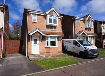Thumbnail 3 bedroom detached house for sale in Newark Close, Liverpool