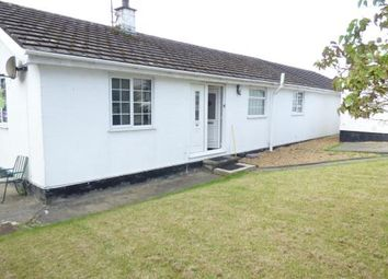Thumbnail 3 bed bungalow for sale in Nant Y Felin, Pentraeth, Anglsey, North Wales