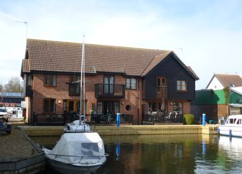 Thumbnail 3 bedroom terraced house for sale in Staitheway Road, Wroxham, Norwich