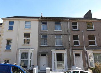 Thumbnail 9 bed terraced house for sale in Bryn Road, Brynmill, Swansea