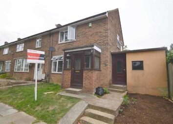 Thumbnail 2 bedroom end terrace house for sale in St Peters Pavement, Basildon, Essex