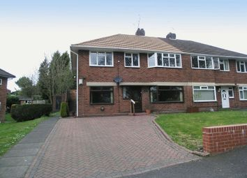 Thumbnail 2 bedroom flat for sale in Douglas Road, Dudley