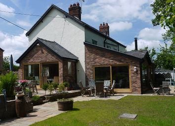Thumbnail 4 bed detached house for sale in Tilston, Malpas, Cheshire