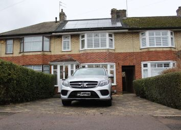 Thumbnail 3 bed terraced house to rent in Bullhead Road, Borehamwood