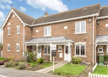 Thumbnail 2 bed terraced house for sale in Dimon Cottages, Church Lane, Colden Common, Winchester
