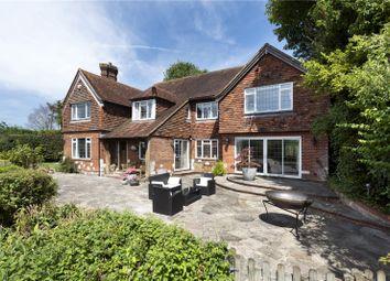 5 bed detached house for sale in Pilgrims Way East, Otford, Sevenoaks, Kent TN14