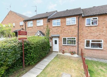 Thumbnail 3 bed terraced house for sale in Estcots Drive, East Grinstead, West Sussex