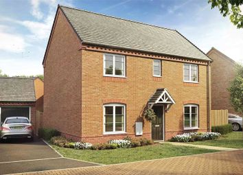 Thumbnail 3 bed detached house for sale in Powyke View, Powick, Worcestershire