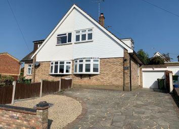 Russet Way, Hockley, Essex SS5. 2 bed semi-detached house