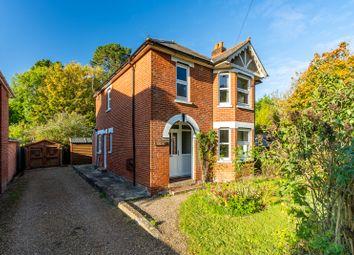 3 bed detached house for sale in Bridge Road, Bursledon, Southampton SO31