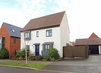 Thumbnail 3 bed detached house for sale in Synders Way, Telford