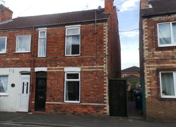 Thumbnail 3 bed semi-detached house for sale in Woods Terrace, Gainsborough