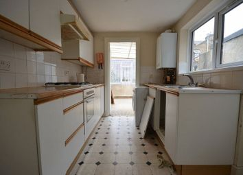 Thumbnail 2 bed terraced house for sale in Craven Park Road, London